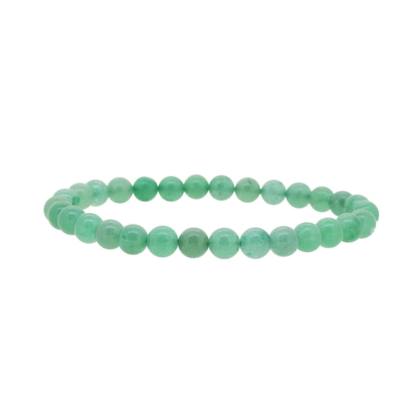 Green Aventurine 6mm - Gaea | Crystal Jewelry & Gemstones (Manila, Philippines)