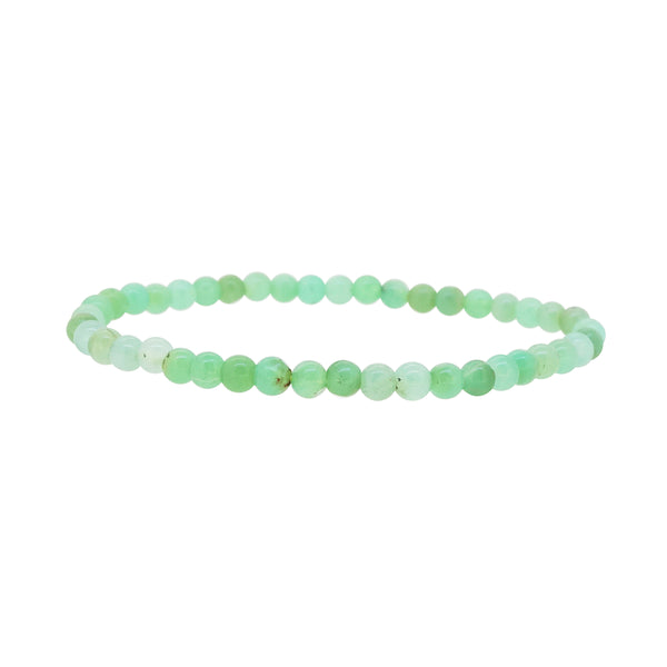 A-Grade Chrysoprase 4mm - Gaea | Crystal Jewelry & Gemstones (Manila, Philippines)