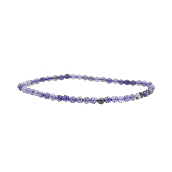 A-Grade Iolite Faceted 3mm - Gaea | Crystal Jewelry & Gemstones (Manila, Philippines)