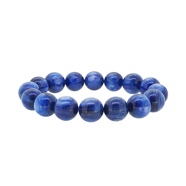 A-Grade Blue Kyanite 12mm - Gaea