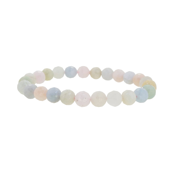 Beryl Faceted 8mm - Gaea | Crystal Jewelry & Gemstones (Manila, Philippines)