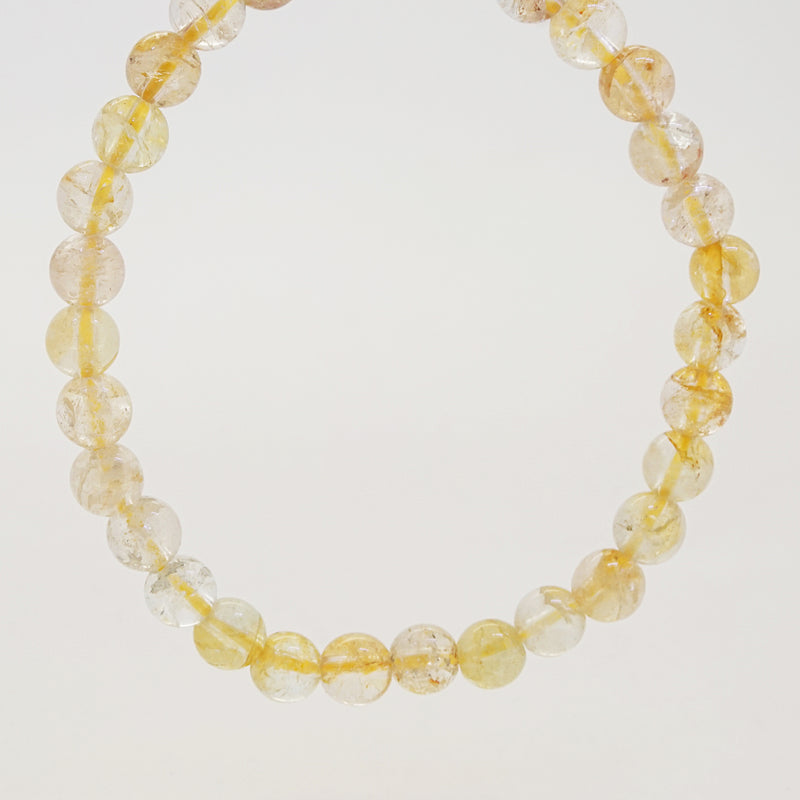 Imperial Yellow Topaz 6mm - Gaea | Crystal Jewelry & Gemstones (Manila, Philippines)