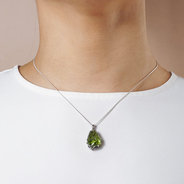 A-Grade Peridot Tumble - Gaea | Crystal Jewelry & Gemstones (Manila, Philippines)