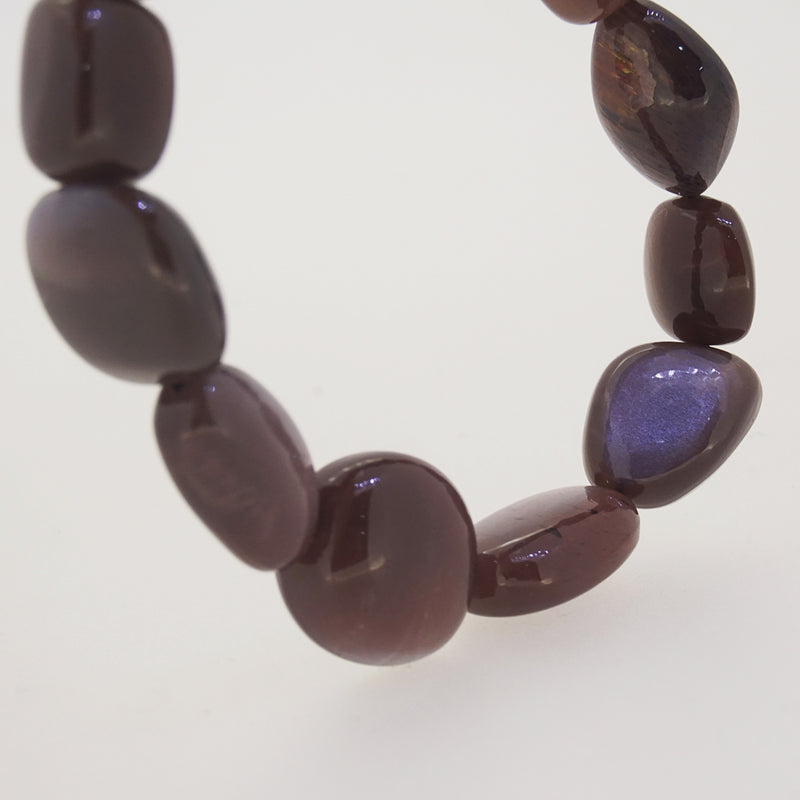 AA-Grade Chocolate Moonstone Tumble - Gaea | Crystal Jewelry & Gemstones (Manila, Philippines)