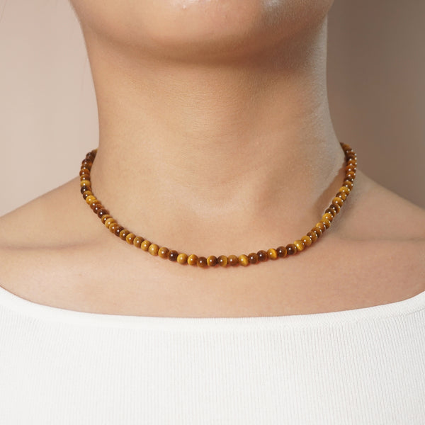 Tiger Eye 5mm - Gaea | Crystal Jewelry & Gemstones (Manila, Philippines)