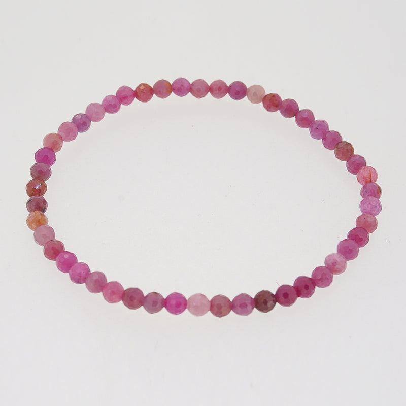 Ruby Faceted 3.5mm - Gaea | Crystal Jewelry & Gemstones (Manila, Philippines)