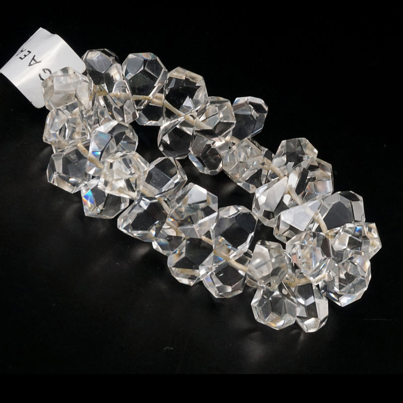 Clear Quartz Nugget Briolette - Gaea | Crystal Jewelry & Gemstones (Manila, Philippines)