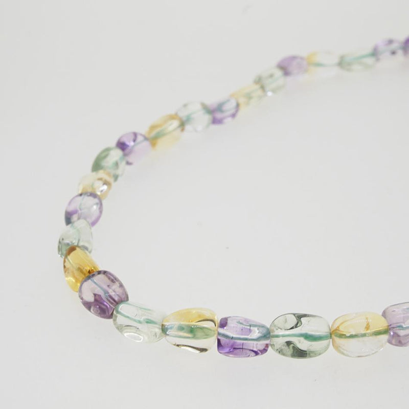 Citrine, Prasiolite, and Amethyst Tumble (S) - Gaea | Healing Crystals and Gemstone Jewelry (Manila, Philippines)