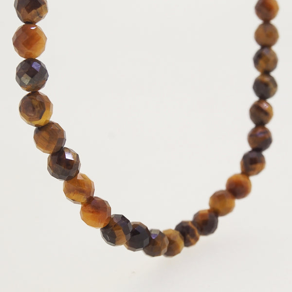 Tiger Eye Faceted 4.5mm - Gaea | Crystal Jewelry & Gemstones (Manila, Philippines)