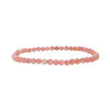 Rhodochrosite Faceted 4mm - Gaea | Crystal Jewelry & Gemstones (Manila, Philippines)