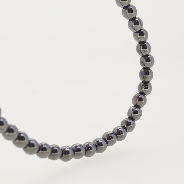 Silver Hematite 4mm - Gaea | Crystal Jewelry & Gemstones (Manila, Philippines)