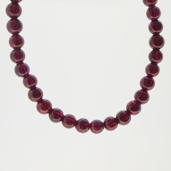 A-Grade Rhodolite Garnet 5mm - Gaea | Crystal Jewelry & Gemstones (Manila, Philippines)