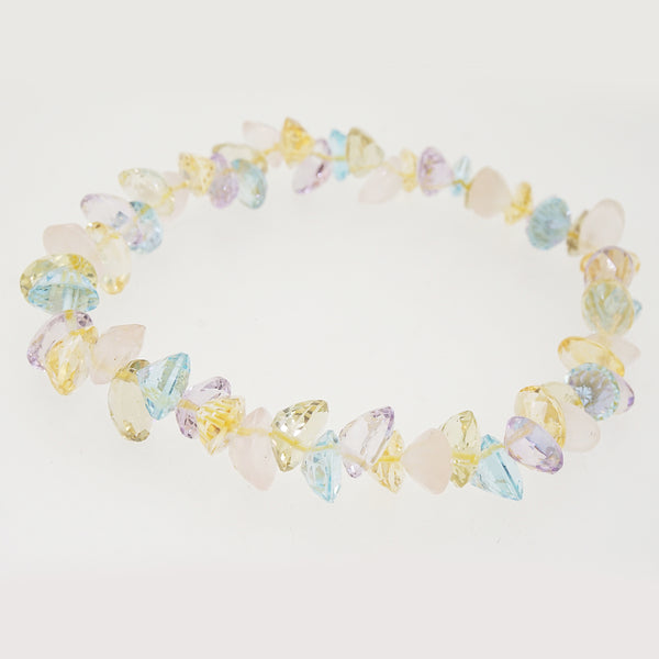 Gem-Grade Blue Topaz, Amethyst, Rose Quartz, and Citrine - Gaea | Crystal Jewelry & Gemstones (Manila, Philippines)