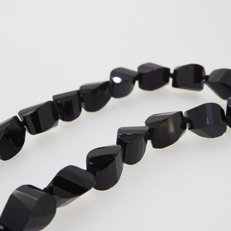 Black Onyx Twisted Nugget - Gaea | Crystal Jewelry & Gemstones (Manila, Philippines)