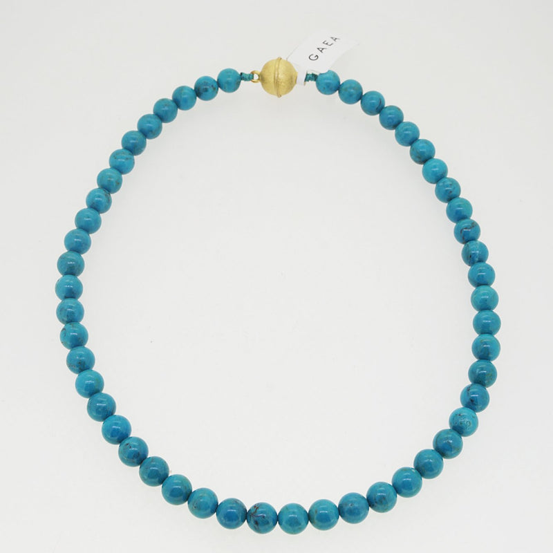 Turquoise 8mm - Gaea | Healing Crystals and Gemstone Jewelry (Manila, Philippines)