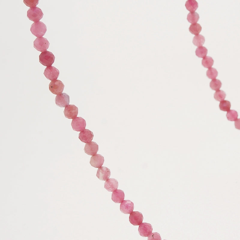 A-Grade Pink Tourmaline Faceted 3mm - Gaea | Crystal Jewelry & Gemstones (Manila, Philippines)