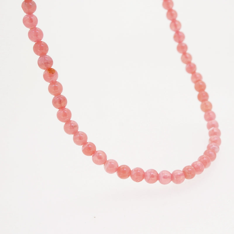 A-Grade Rhodochrosite 4mm - Gaea | Crystal Jewelry & Gemstones (Manila, Philippines)
