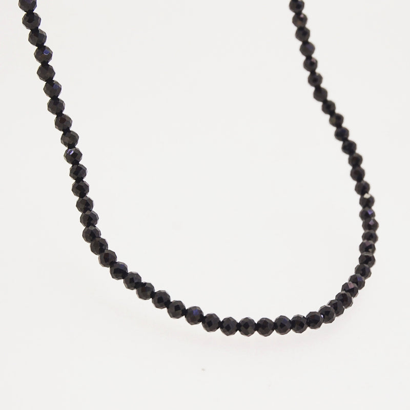 Black Spinel Faceted 2mm - Gaea | Crystal Jewelry & Gemstones (Manila, Philippines)