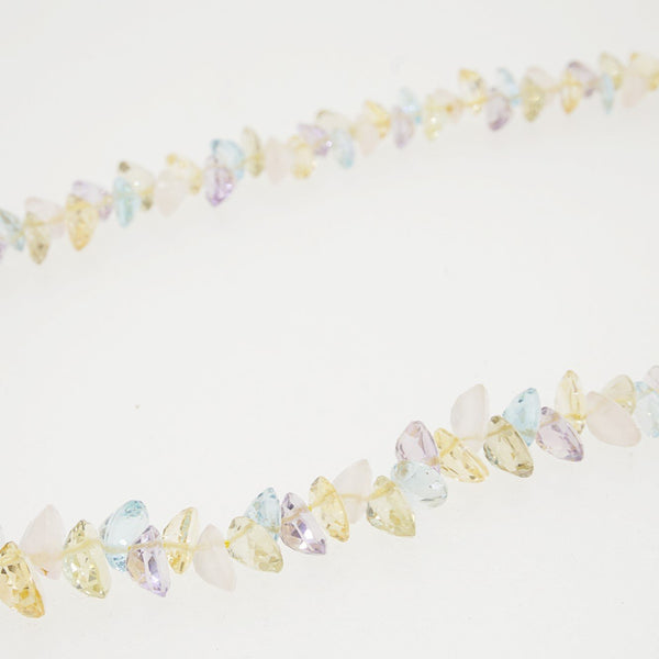Gem Grade Blue Topaz, Citrine, Rose Quartz, and Amethyst - Gaea | Crystal Jewelry & Gemstones (Manila, Philippines)