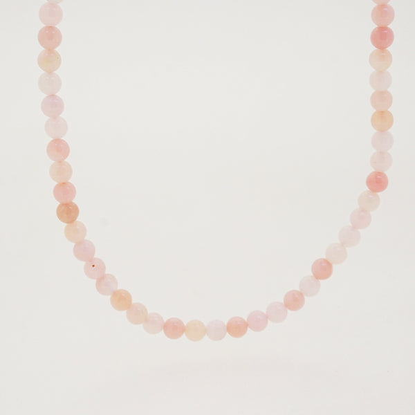 Pink Opal 4mm - Gaea | Crystal Jewelry & Gemstones (Manila, Philippines)