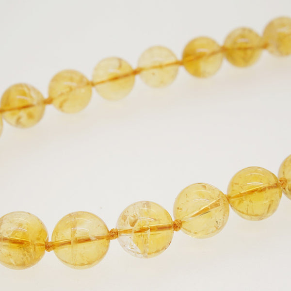 A-Grade Citrine 16mm - Gaea | Crystal Jewelry & Gemstones (Manila, Philippines)