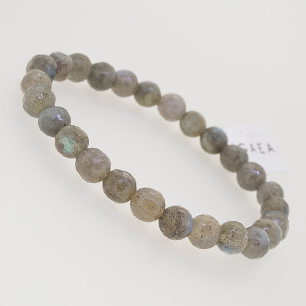 Labradorite Faceted 7mm - Gaea