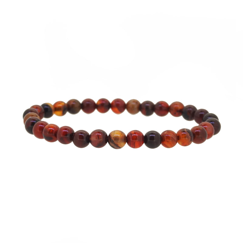 Brown Agate 6mm