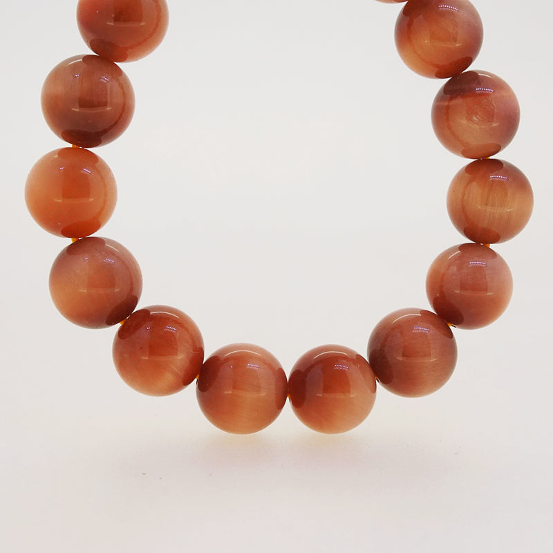 A-Grade Orange Tiger Eye 12mm