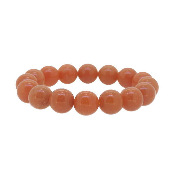 Orange Aventurine 12mm - Gaea | Crystal Jewelry & Gemstones (Manila, Philippines)