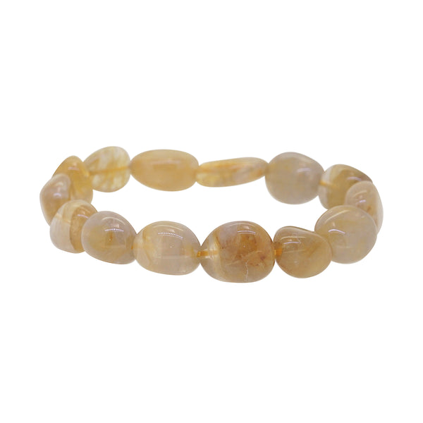Yellow Quartz Tumble - Gaea | Crystal Jewelry & Gemstones (Manila, Philippines)