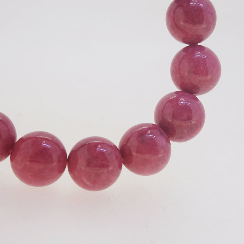 A-Grade Rhodonite 12mm - Gaea | Crystal Jewelry & Gemstones (Manila, Philippines)