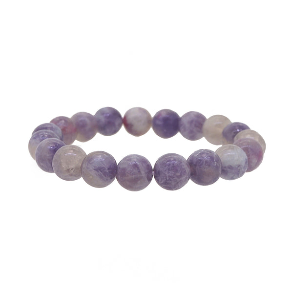 Lilac Lepidolite 10mm - Gaea | Crystal Jewelry & Gemstones (Manila, Philippines)