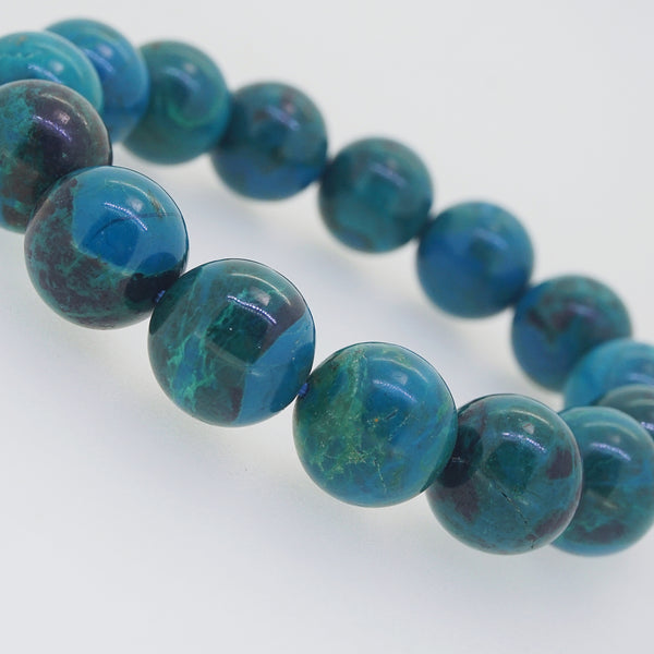 Chrysocolla 14mm - Gaea | Crystal Jewelry & Gemstones (Manila, Philippines)