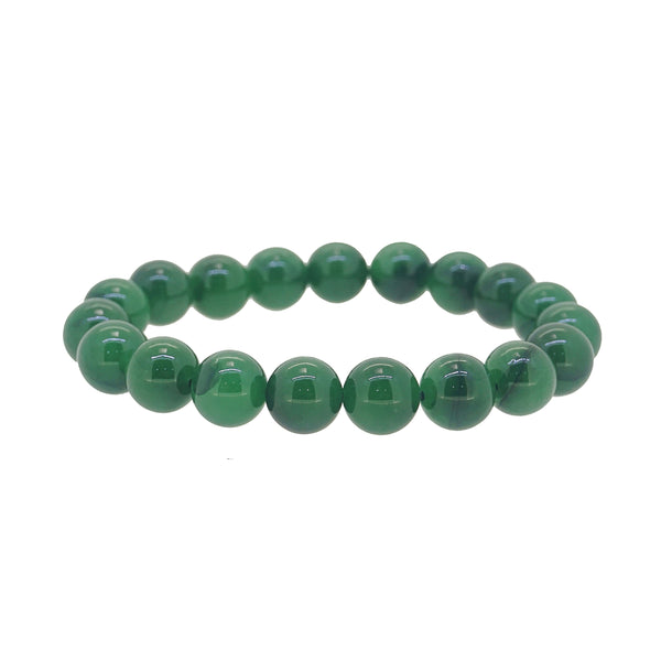 Nephrite Jade 10mm - Gaea | Crystal Jewelry & Gemstones (Manila, Philippines)