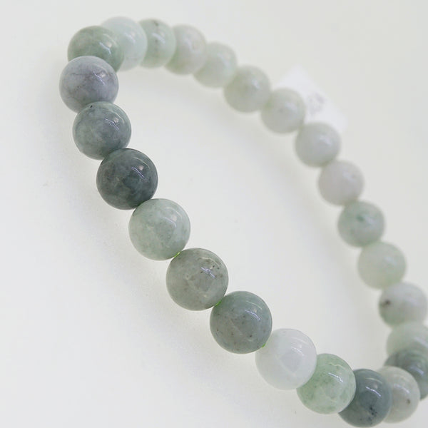 Burma Jade 8mm - Gaea | Crystal Jewelry & Gemstones (Manila, Philippines)