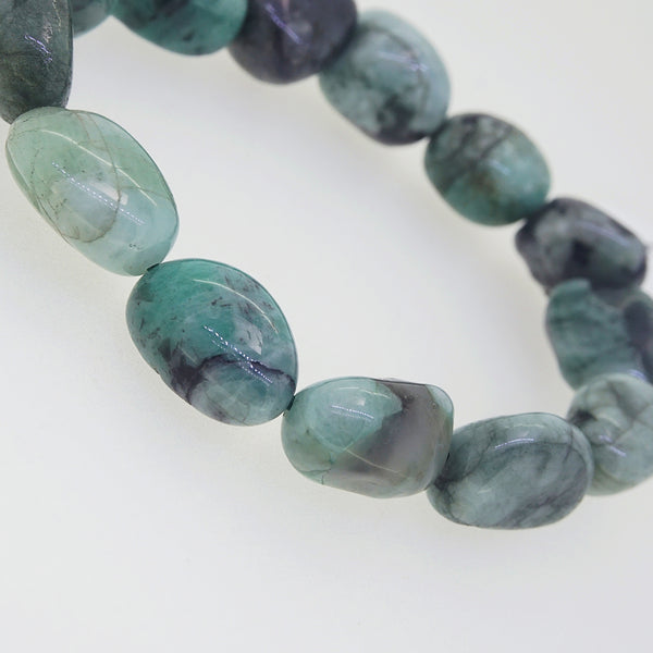 Emerald Tumble - Gaea | Crystal Jewelry & Gemstones (Manila, Philippines)