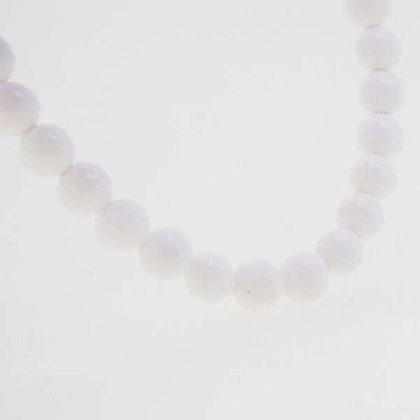 White Agate 6mm - Gaea | Crystal Jewelry & Gemstones (Manila, Philippines)