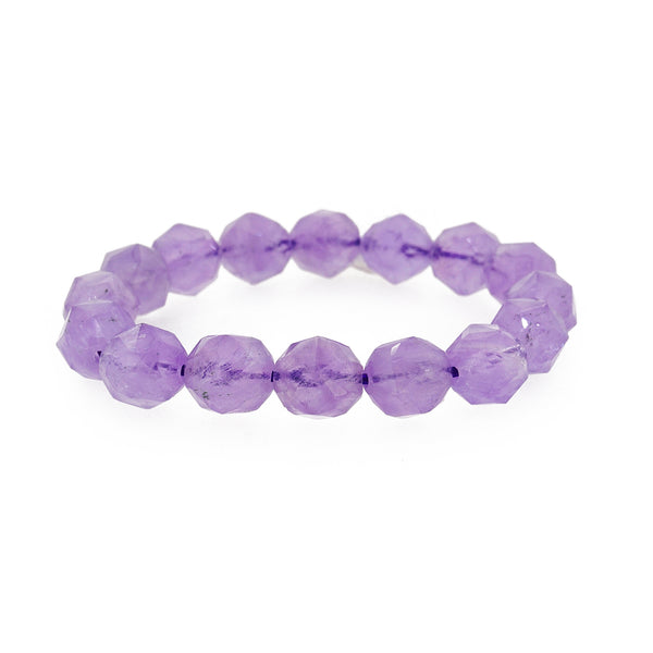 Lavender Amethyst Faceted Star - Gaea | Crystal Jewelry & Gemstones (Manila, Philippines)