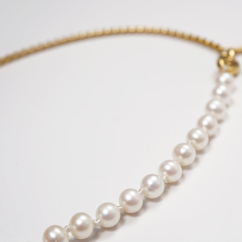 Freshwater Pearl Multi-Way Choker - Gaea | Crystal Jewelry & Gemstones (Manila, Philippines)