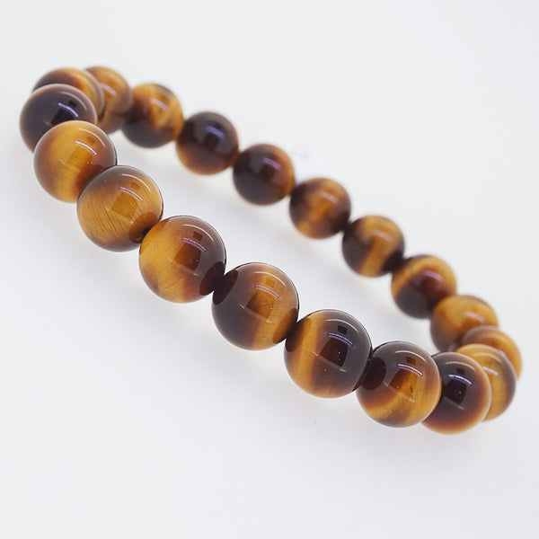 A-Grade Tiger Eye 10mm - Gaea | Crystal Jewelry & Gemstones (Manila, Philippines)