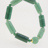 Green Aventurine Cylinders with 10mm - Gaea | Crystal Jewelry & Gemstones (Manila, Philippines)
