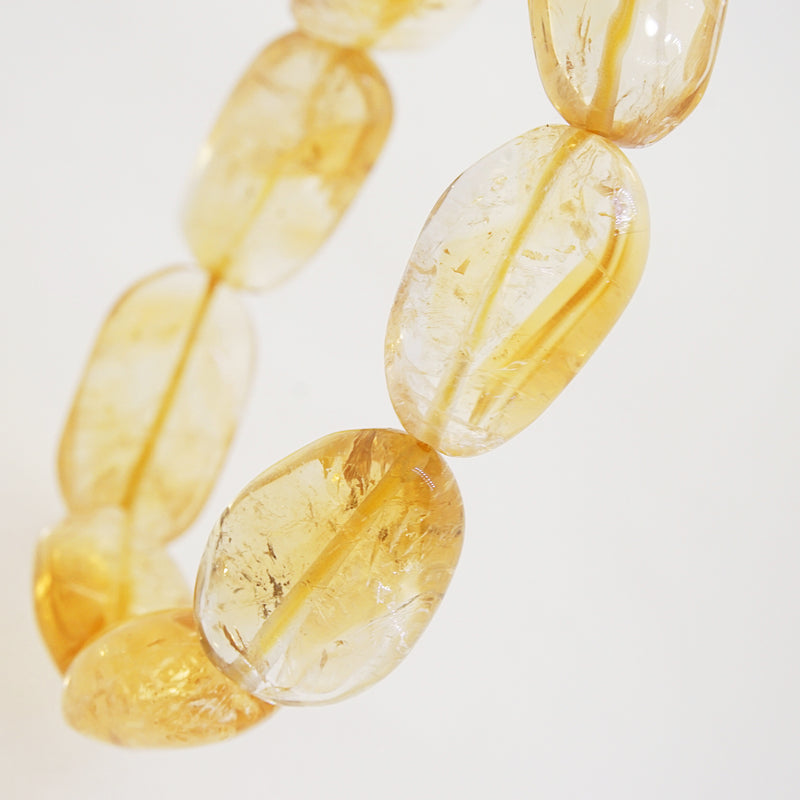 Citrine Tumble - Gaea | Crystal Jewelry & Gemstones (Manila, Philippines)