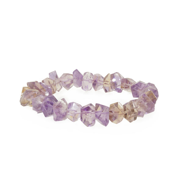 Ametrine Faceted Nugget - Gaea | Crystal Jewelry & Gemstones (Manila, Philippines)