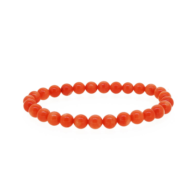 Japanese Coral 7mm - Gaea | Crystal Jewelry & Gemstones (Manila, Philippines)