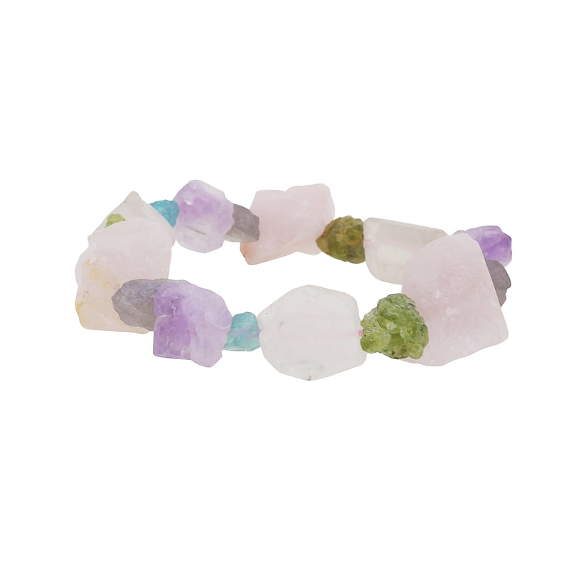 Raw Mixed Gemstones - Gaea | Crystal Jewelry & Gemstones (Manila, Philippines)