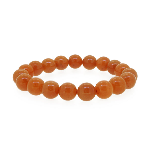 Orange Aventurine 10mm - Gaea | Crystal Jewelry & Gemstones (Manila, Philippines)