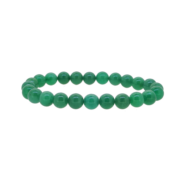 A-Grade Green Aventurine 8mm - Gaea | Crystal Jewelry & Gemstones (Manila, Philippines)