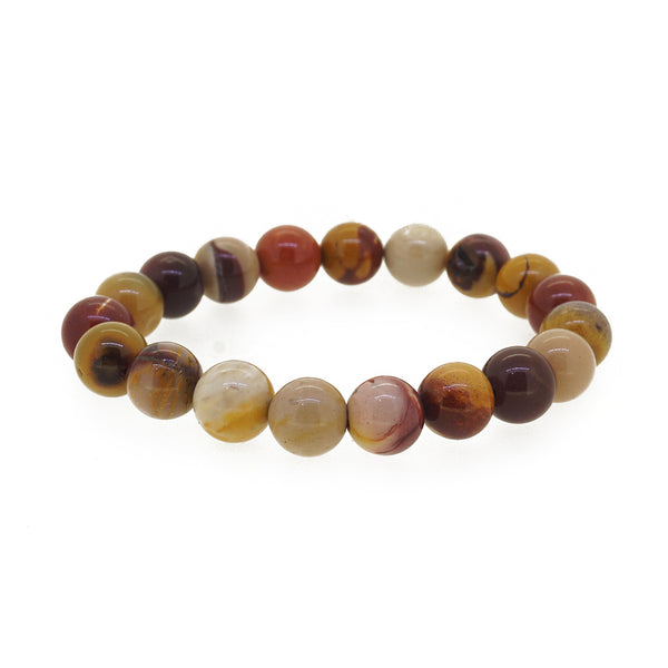 Mookaite Jasper 10mm - Gaea | Crystal Jewelry & Gemstones (Manila, Philippines)