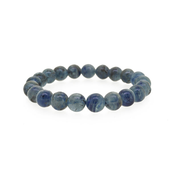 Blue Kyanite 9mm - Gaea | Crystal Jewelry & Gemstones (Manila, Philippines)