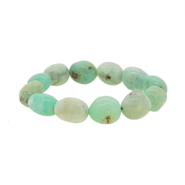 Chrysoprase Tumble - Gaea | Crystal Jewelry & Gemstones (Manila, Philippines)